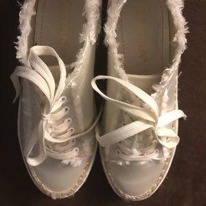 e8113a95c1e Liliana Shoes | Gold Hot Kaleidoscope Sneakers | Poshmark